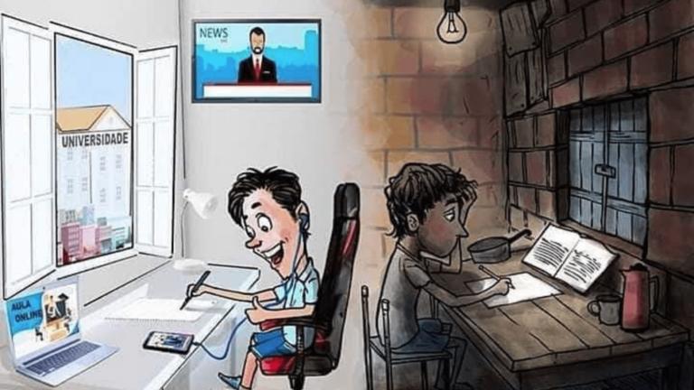 Tecnologia e Educação Pública em épocas de crise