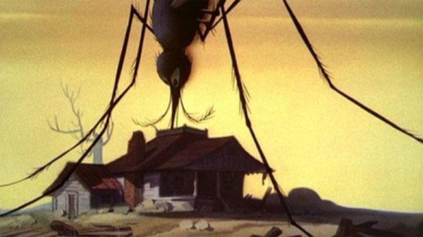 A II Guerra Mundial em outras frentes: Uma luta contra a malária
